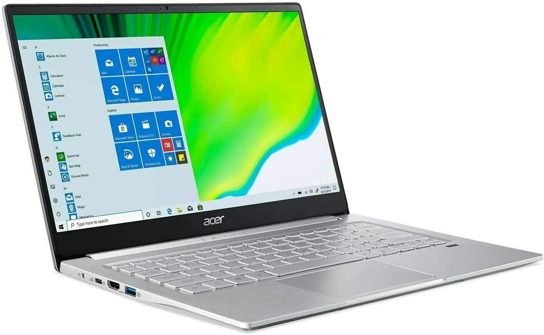 "Acer Swift 3 - 14"" Laptop AMD Ryzen 7 4700U 2GHz 8GB Ram 512GB SSD Win 10 Home (Renewed)"
