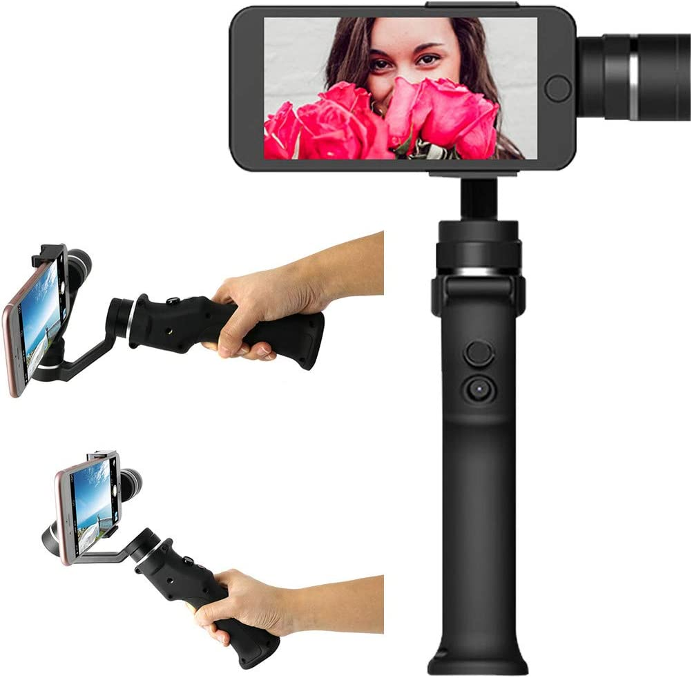 MeterMall Beyondsky Eyemind 3-axis Gyro Intelligent Handheld Gimbal Stabilizer for Smartphone