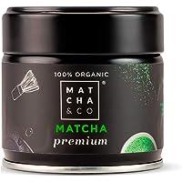 Matcha Premium 100% Ecológico | Té verde en