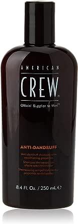 American Crew Anti-Dandruff Sebum Control Shampoo, 250 ml