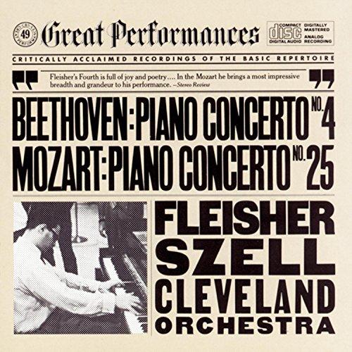Beethoven: Piano Concerto No. 4 / Mozart: Piano Concerto No. 25 (Great Performances)