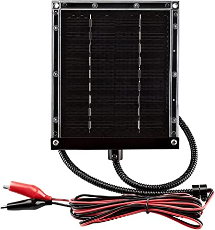 Amazon.com: ZEALLIFE - Panel solar de 6 V 1 W para recargar ...