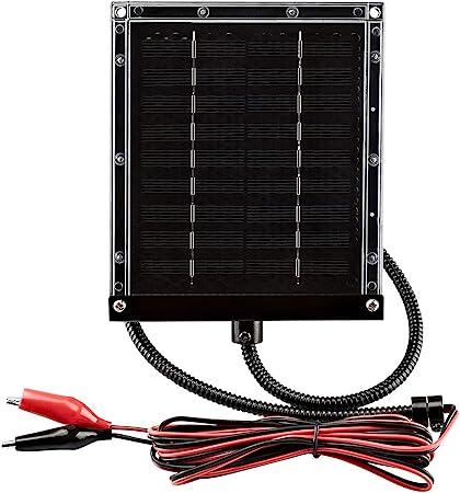 Amazon.com: ZEALLIFE - Panel solar de 6 V 1 W para recargar ...