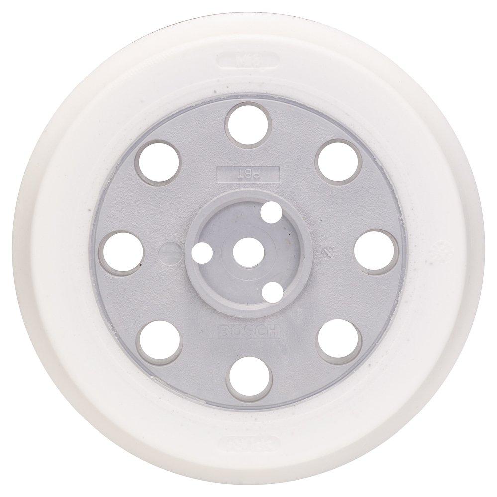 Bosch 2608601118 Sanding pad Soft, 125 mm, Grey, White
