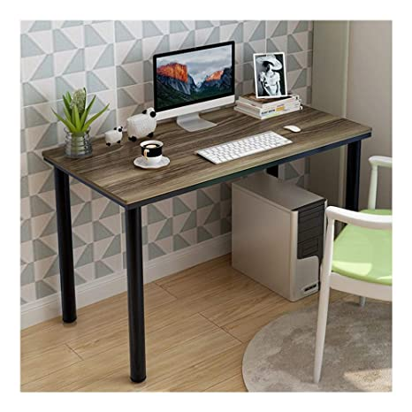 Amazon.com: ZGstore Computer Desk Office Desk- Simple Corner ...