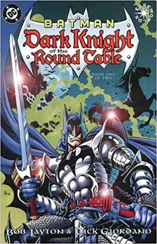 Batman Dark Knight of the Round Table Book One and Two