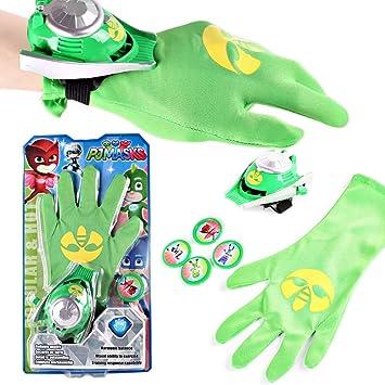 DryMartine Superhéroe Capa y máscara para Disfraz, Unisex, Gorras y máscaras, Vestir Ropa