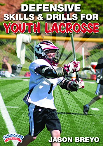 Championship Productions Jason Breyo: Defensive Skills and Drills for Youth Lacrosse DVD by Championship Productions