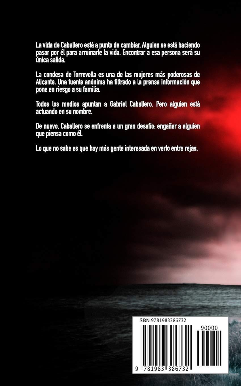 El Doble: Una aventura de intriga y suspense de Gabriel Caballero Series  detective privado crimen y misterio: Amazon.es: Pablo Poveda: Libros