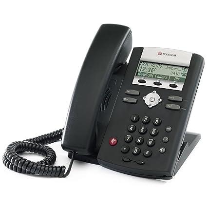 amazon com polycom soundpoint ip 321 phone voip telephones rh amazon com Polycom SoundPoint IP 650 Polycom SoundPoint IP 331