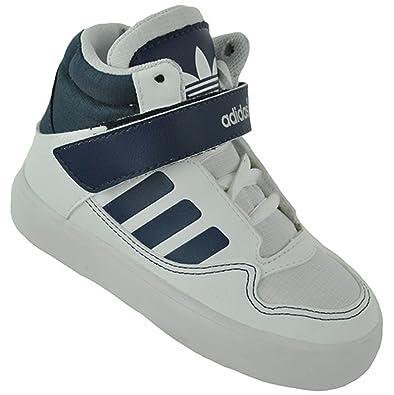 Adidas AR 2.0 I Junior Kids Originals High Top Sneaker White