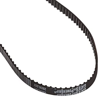 Gates 280xl037 Powergrip Timing Belt Extra Light 1 5 Pitch 3 8 Width 140 Teeth 28 Pitch Length Industrial Timing Belts Amazon Com Industrial Scientific