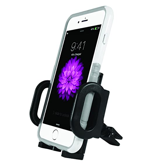 low priced eba07 1ce52 Amazon.com: Macally Universal Air Vent Car Mount Phone Holder for ...