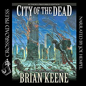 City of the Dead: Author's Preferred Edition Audiobook