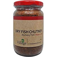 My Village Fish Chutney Powder/Ready to Eat Anchovy Fish Chutney (200g)