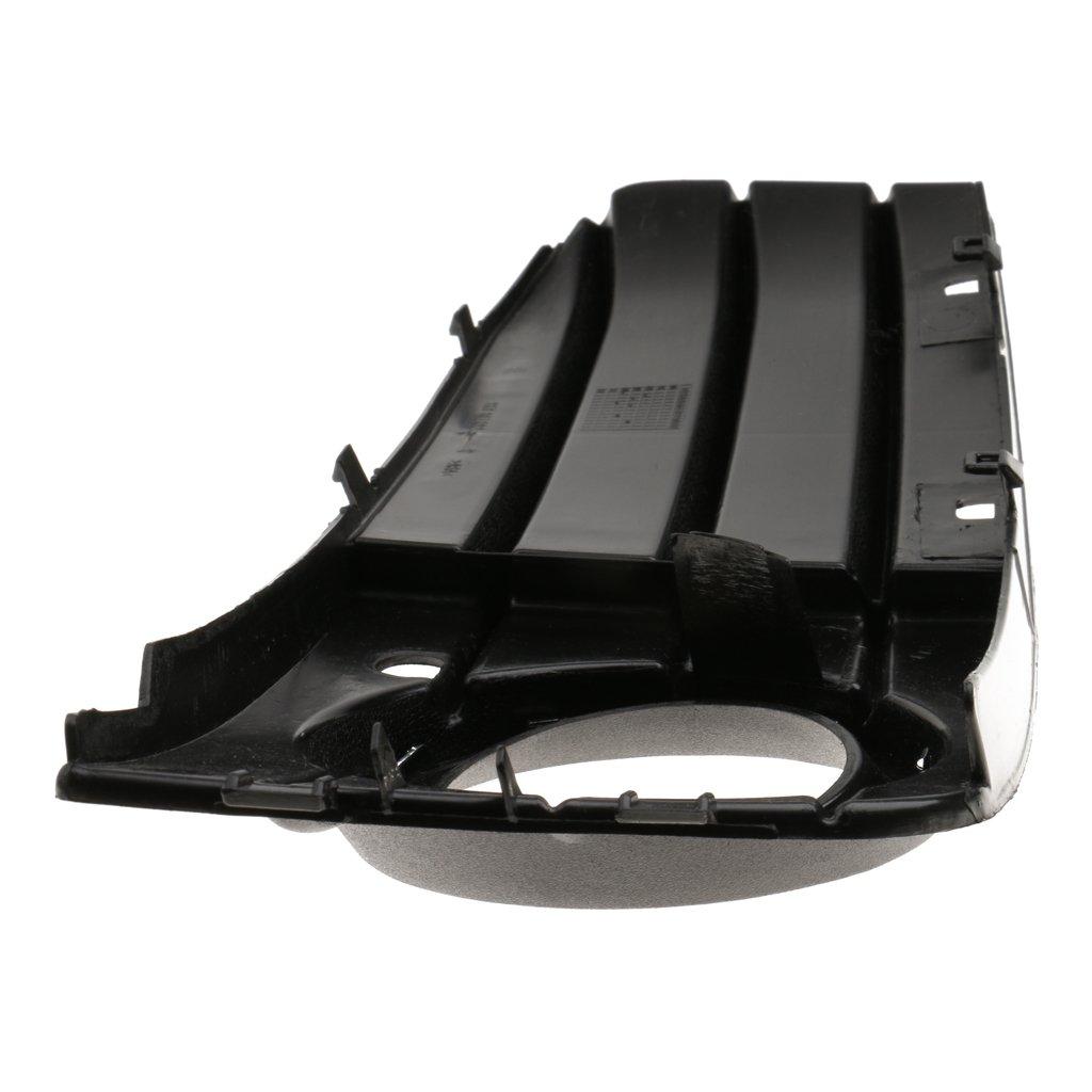 1 Par De Parachoques Delantero Antiniebla Cubierta De Rejilla Para Audi A4 A4L B8 2009-2011 Coche