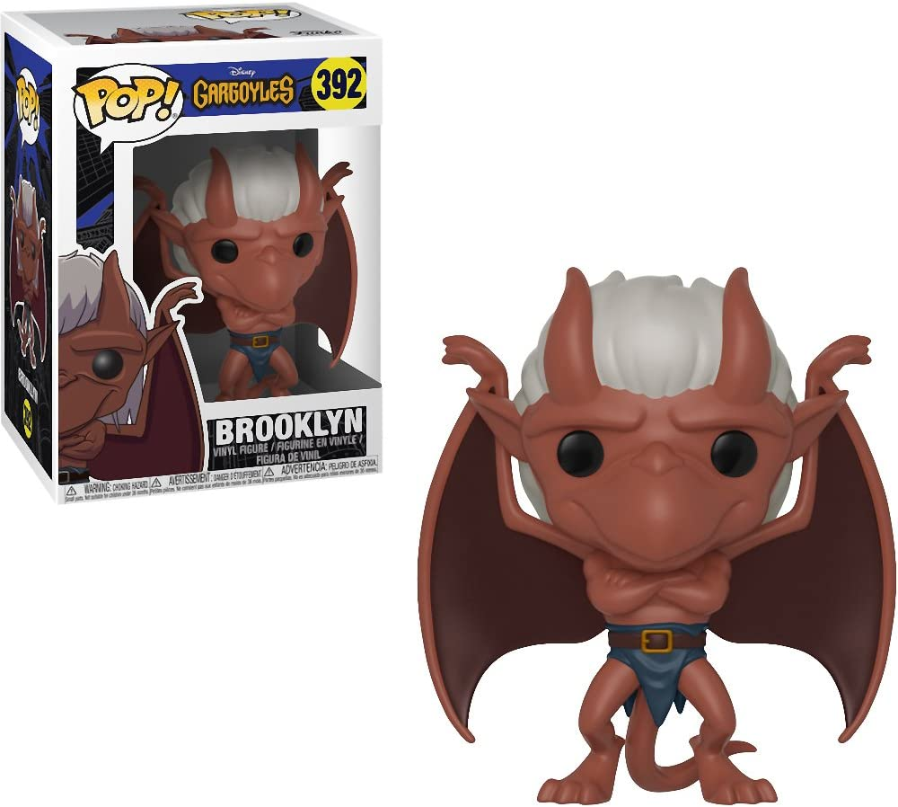 Gargoyles Demona 390 30951 In Stock Funko Pop Disney