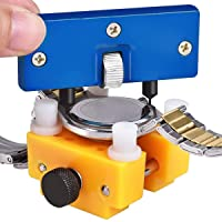 Watch Battery Replacement Tool Kit, Watch Back Case Remover and Watch Opener, Professional Watch Back Remover Tool for Watchmaker