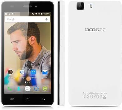 Doogee X5S - Smartphone libre 4G LTE (Pantalla 5.0