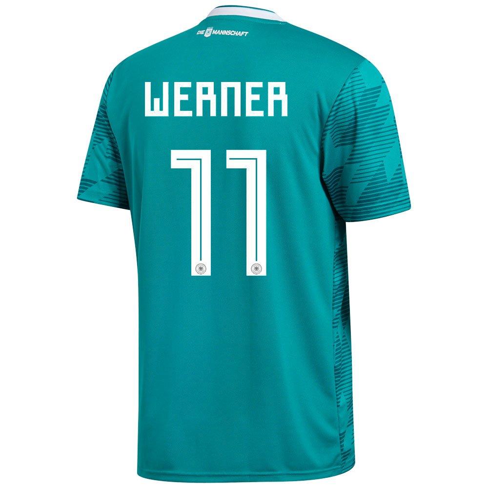 Adidas Fußball DFB Auswärtstrikot WM 2018 Deutschland Trikot Away Spieler Name