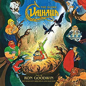 Valhalla (Original Score) de Ron Goodwin en Amazon Music ...