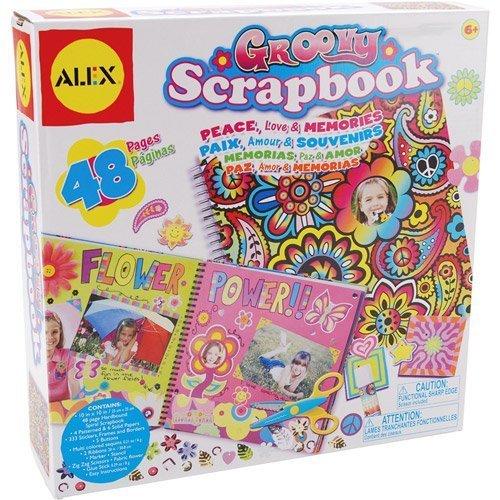ALEX Toys - Groovy Scrapbook Kit