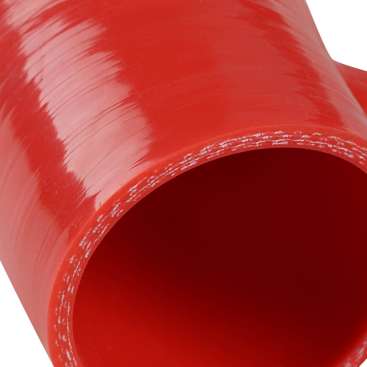 Red For Audi A4//TT//Volkswagon Passat//Beetle Turbo Induction Inlet Silicon Hose Pipe