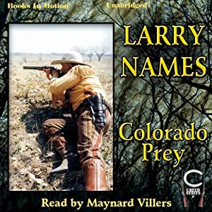 Colorado Prey Audiobook