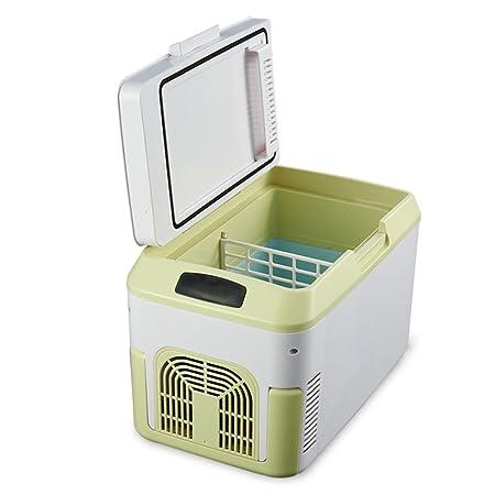 Compra SL&BX Nevera Coche, Refrigerador 12 litros Coche Doble Uso ...