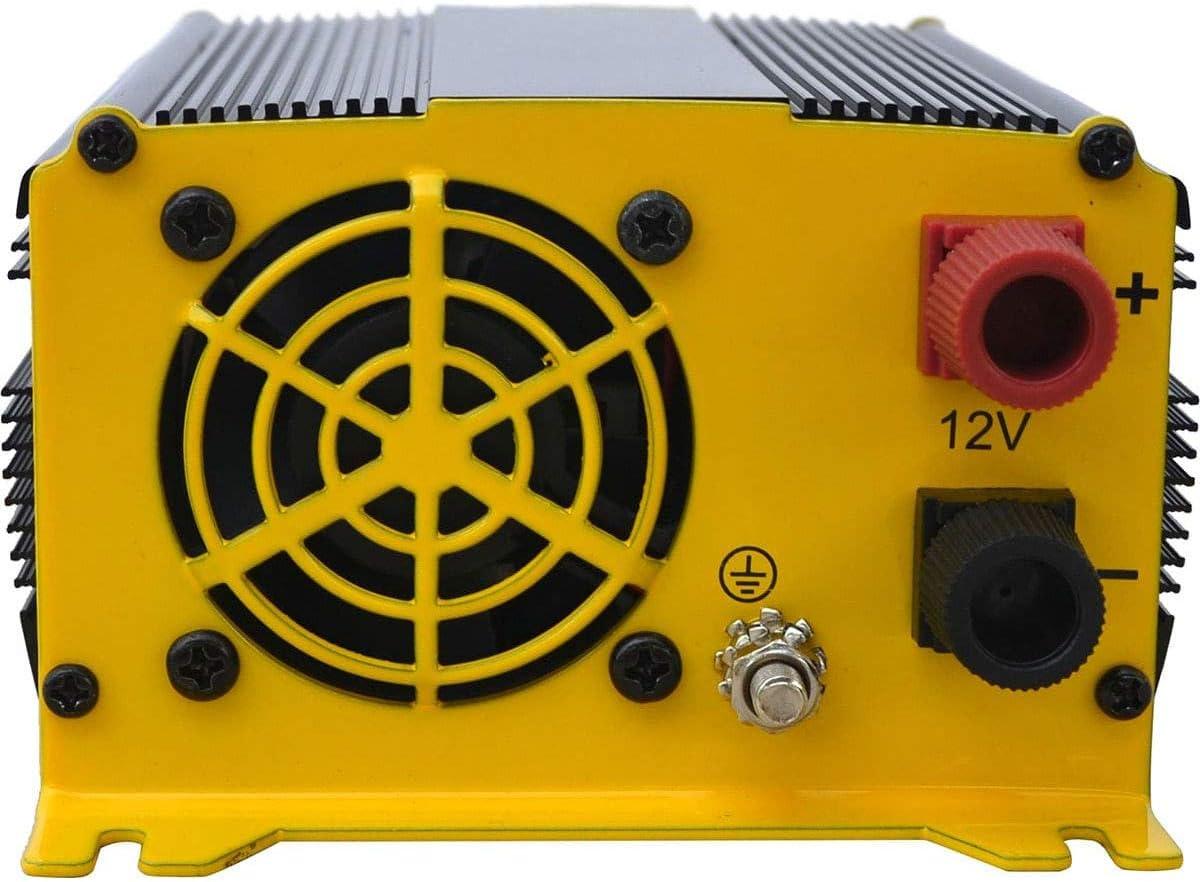 12V GP-400HD Heavy-Duty Modified Sine Wave Inverter 400 Watt Go Power