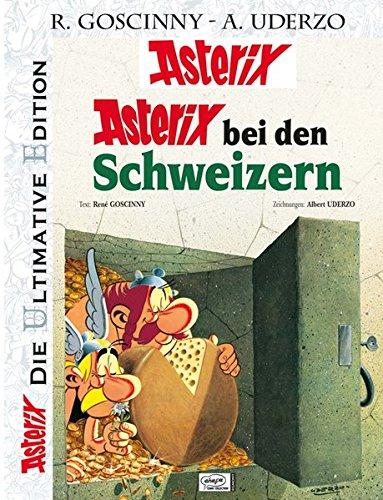 Die ultimative Asterix Edition 16: Asterix bei den Schweizern (Asterix Die Ultimative Edition, Band 16)