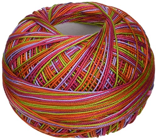Handy Hands Lizbeth Cordonnet Cotton Thread Size 20: Jelly Bean