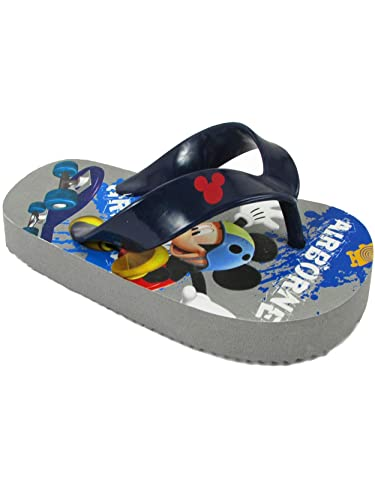 8ba8bb1f7a5a Disney Mickey Mouse MMS110 Flip Flop (Toddler)