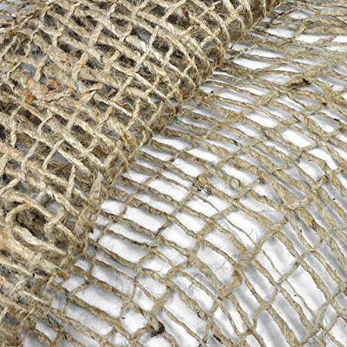 Jute Erosion Control Cloth - 10 Yard Roll]()