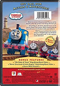 Thomas & Friends: Sodor's Legend of the Lost Treasure - The Movie from Universal Studios Home Entertainment