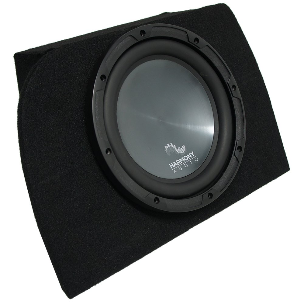 Fits 1990-2005 Mazda Miata MX-5 Convertible Harmony R104 Single 10'' Sub Box Enclosure