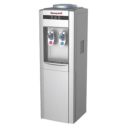Honeywell hwb1052s Gabinete Independiente caliente y fría dispensador de agua con depósito de acero inoxidable para