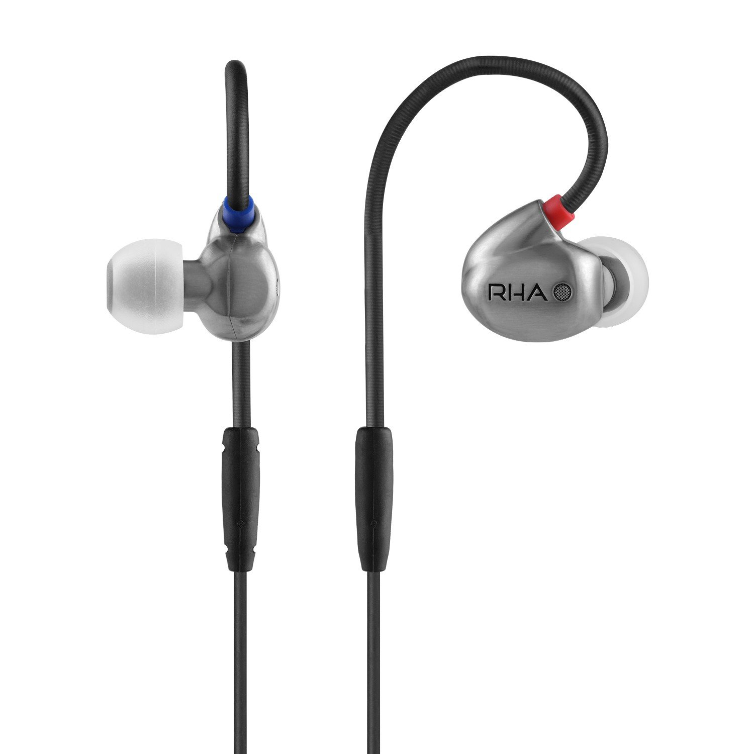 RHA T20 High Fidelity Noise Isolating In-ear Headphone only Dual Coil In-Ear Headphone by RHA
