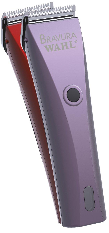 Wahl Bravura Cordless Clipper Kit Purple
