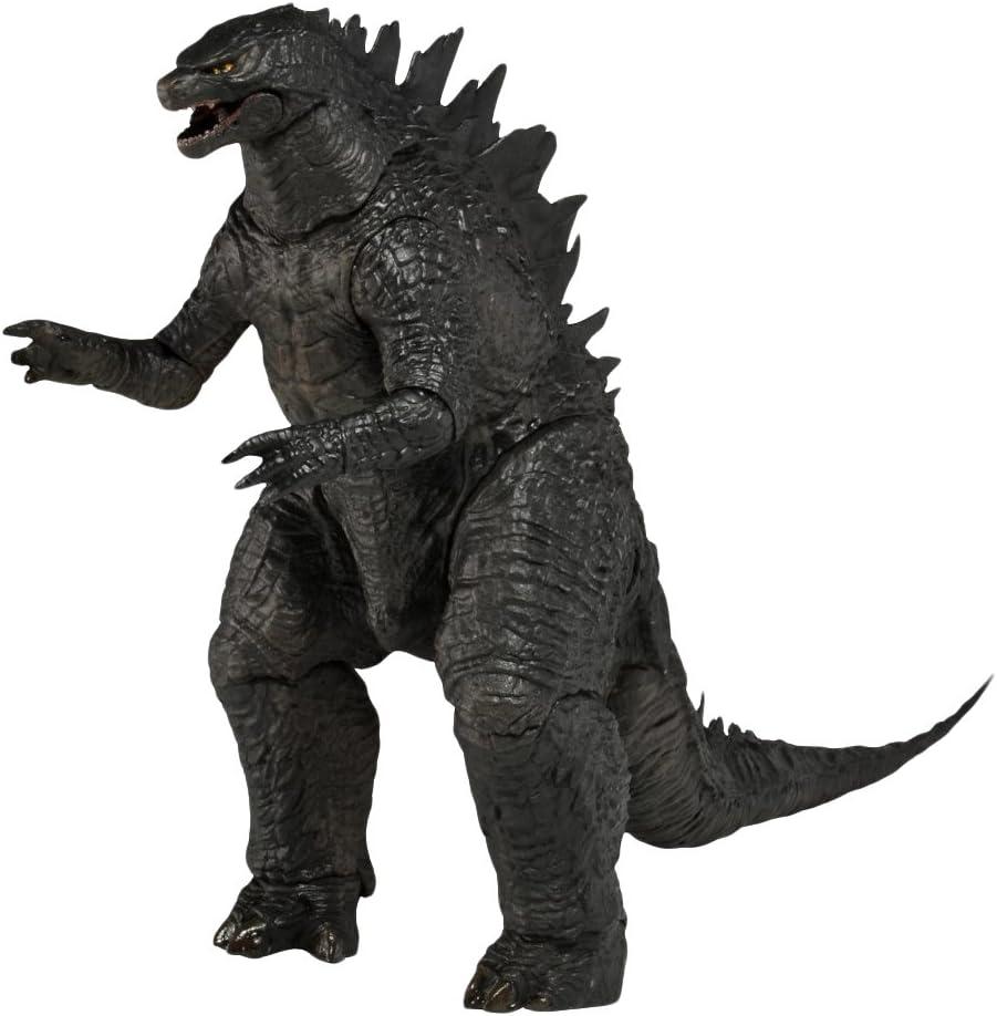 """Godzilla Head To Tail 24/"""" Action Figure Godzilla 2014 Neca Official"""
