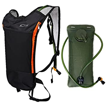 Amazon.com : Baen Sendi Hydration Pack with 2L Backpack Water ...