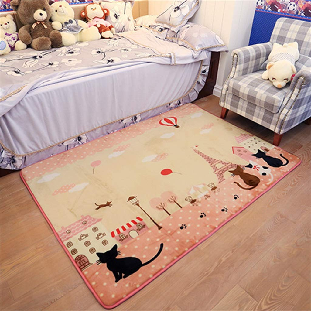 Carpet Mat Sofa Polyester Vintage Yoga Blanket Living Room Bedroom Carpet