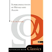 Superconductivity Of Metals And Alloys (Advanced Books Classics)