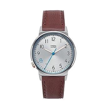 Canton and Hall Deep Ellum Daytripper Watch | Brown Leather