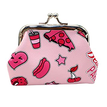 ff79e6fe5274 Amazon.com: ❤ Sunbona Coin Purses Pouches Fashion Women Cute ...