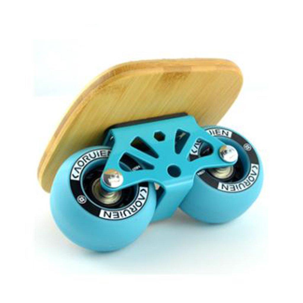 最高の品質の ドリフトフリーラインスケート大人のフラッシュチルドレン四輪スケートボードスクーターロードスクラブウッド Blue B07FLXKF1Y Blue Blue B07FLXKF1Y Blue, フリースタイルショップ:e36e2a11 --- a0267596.xsph.ru