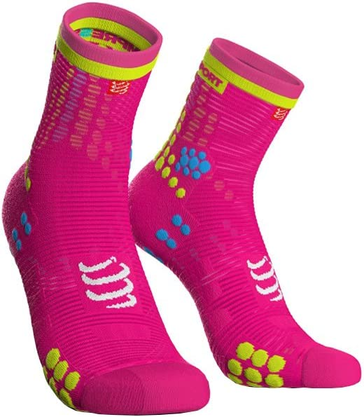COMPRESSPORT Racing Socks V3.0 Run Hi
