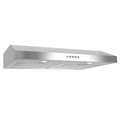 Amazon Com Cosmo 5u30 30 Under Cabinet Range Hood 3 Speed
