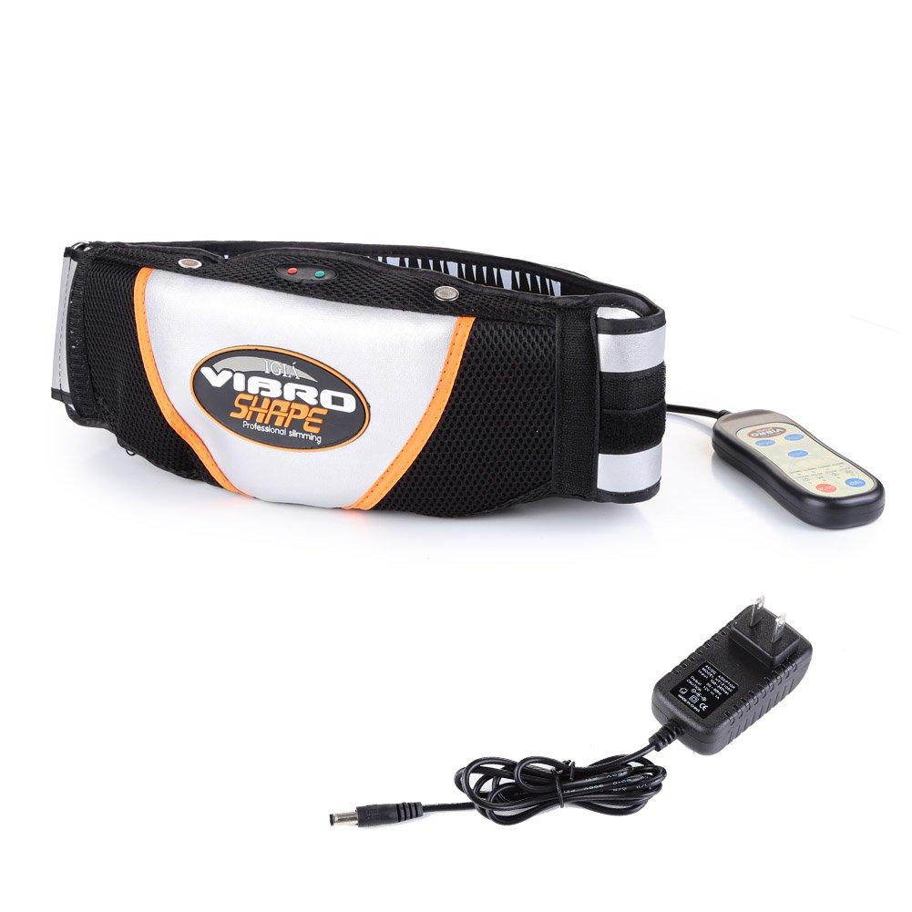 Amazon.com: Pellor multifunción Vibro Shape Cinturón de ...