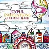 img - for Joyful Inspirations Coloring Book: With Illustrated Scripture and Quotes to Cheer Your Soul book / textbook / text book